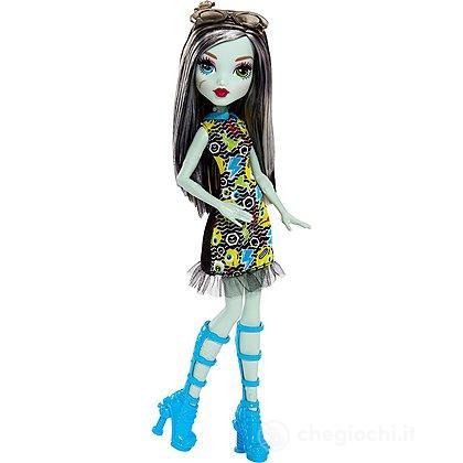 Frankie Stein Monster High Emoji (DVH19)