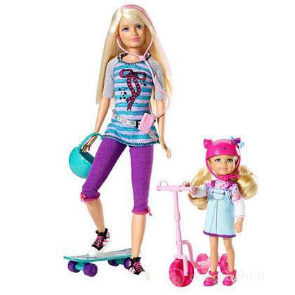 Barbie e le sue sorelline - Skipper e Shelly (T7429)
