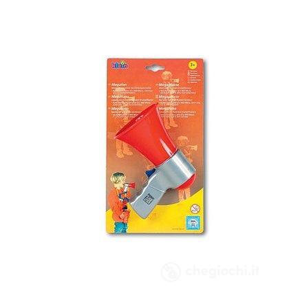 Fire Fighter Henry - Megafono Elettronico Con Funzione