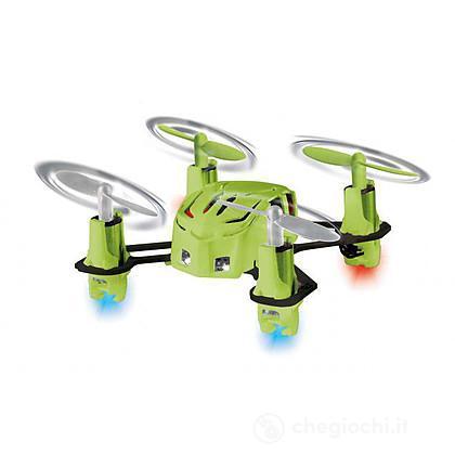 Mini Quadcopter Nano Quad verde (23943)
