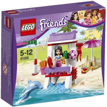 Postazione Bagnina Emma - Lego Friends (41028)