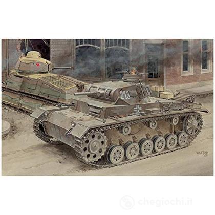 1/35 Pz.Kpfw.Iii Ausf.E/F Smart Kit