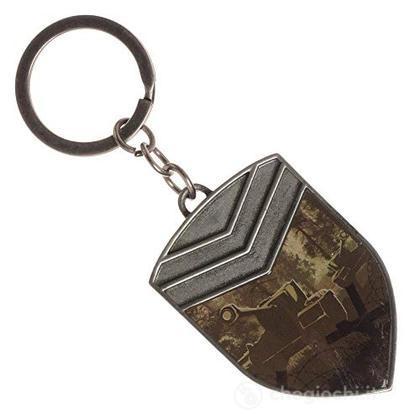 Portachiavi Call Of Duty Verde Militare