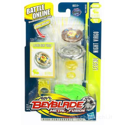 Beyblade Metal Fusion battle top super - Legend Night Virgo