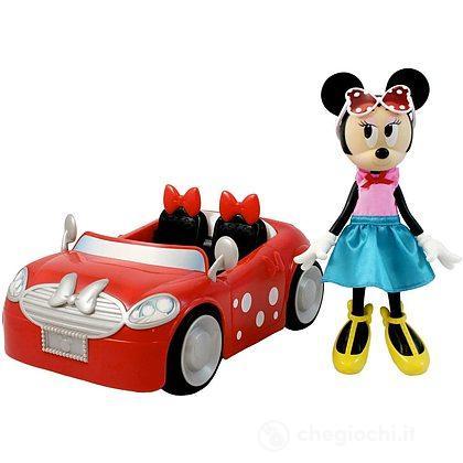 Minnie con Auto (209464)