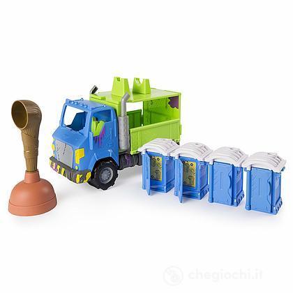 Flush Force Camioncino Potty Wagon (6037333)