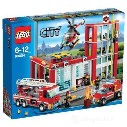 Caserma dei pompieri - Lego City (60004)