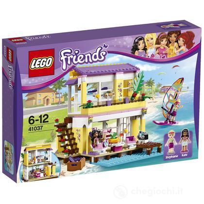 La Casa sulla Spiaggia di Stephanie - Lego Friends (41037)