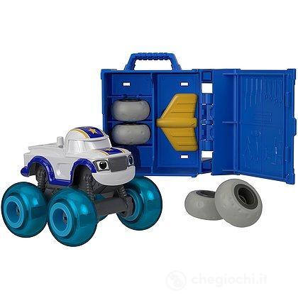 Darington Cambio Gomme - Macchinina Monster Truck (FHV37)