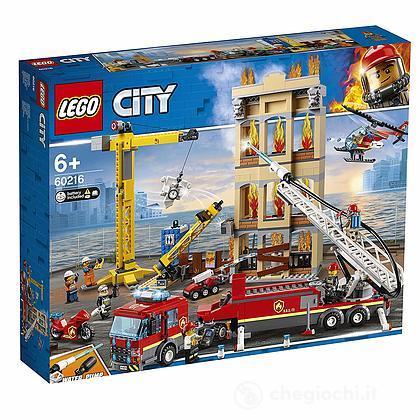 Missione antincendio in città - Lego City Fire (60216)