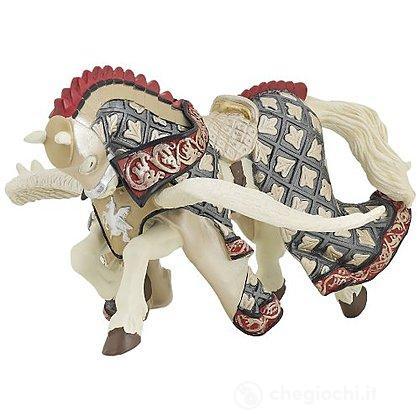Cavallo cavaliere maestro d'armi criniera Pegasus (39949)