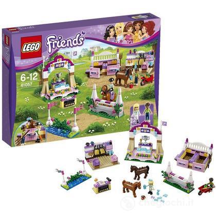 Il concorso equestre di Heartlake City - Lego Friends (41057)