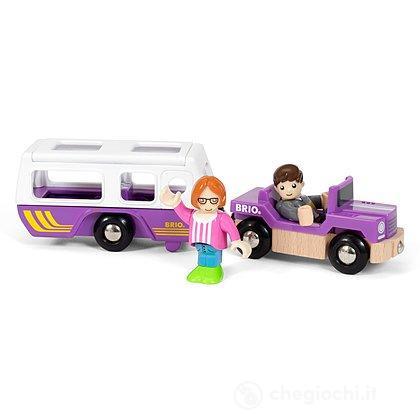 Automobile e caravan (33949)