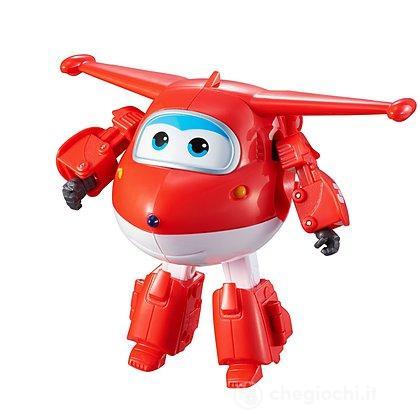 Super Wings personaggio trasformabile articolato - Jett