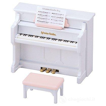 Pianoforte con sgabello (personag escl) (2950)