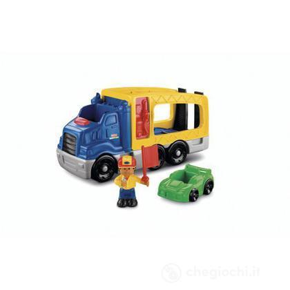 Roberto e l'Autocarro (N0716)
