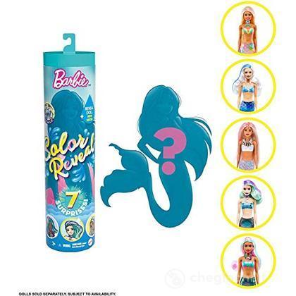 Barbie Color Reveal Sirena (GTP43)