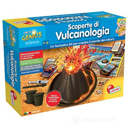I'M A Genius Laboratorio Di Vulcanologia (59515)