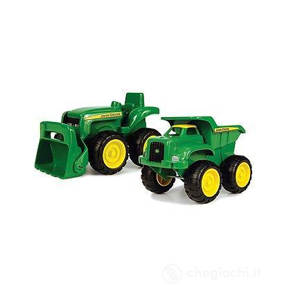 John Deere Mini Sand Pit trattore e ruspa (LC42952)
