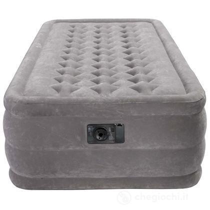 Materasso ultra plush singolo cm 99x191x46 - pompa elettrica incorporata (67952)