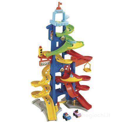 Pista Grattacielo Dei Little People (BGC34)