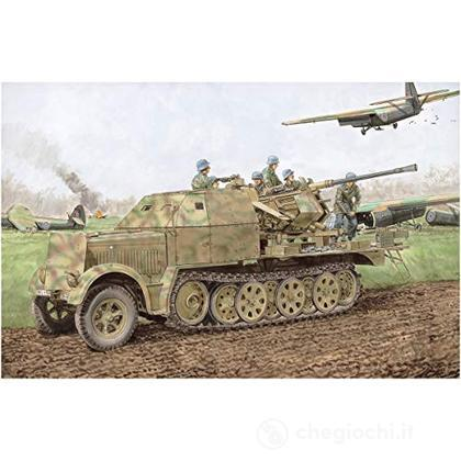 Sd.Kfz.7/2 3.7cm Flak 37 W/Armor Cab Or Sd.Kfz.7/2 3.7cm Flak 36 Scala 1/35 (DR6953)