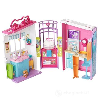 Studio Veterinario di Barbie (FBR36)