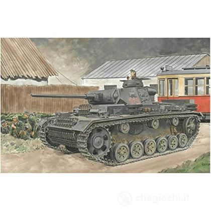 Pz.Kpfw.Iii Ausf.J Initial Production/Early Production (2 In 1) Scala 1/35 (DR6954)