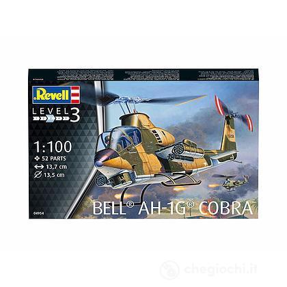 Elicottero BELL AH-1G COBRA 1/100 (04954)