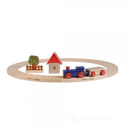Pista trenino in legno (4955)