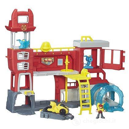 Trasformers Rescue Headquarters (B5210EU4)