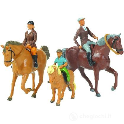 Cavalli e Cavallerizzi