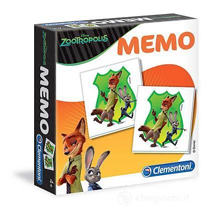 Memo - Zootropolis