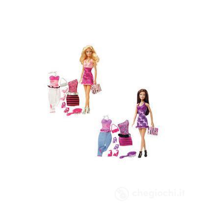 Barbie  abiti assortiti