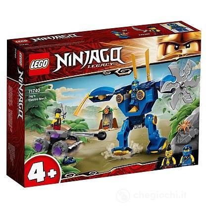 Electro-Mech di Jay - Lego Ninjago (71740)