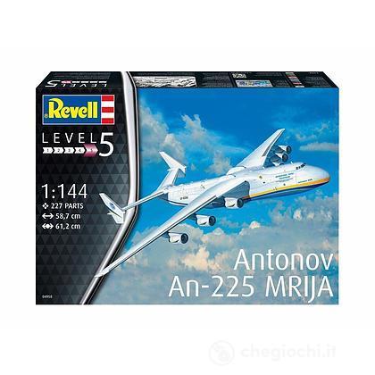 Aereo Antonov An-225 Mrija. Scala 1/44 (RV04958)