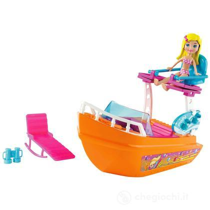 Polly Pocket - Motoscafo (X1483)