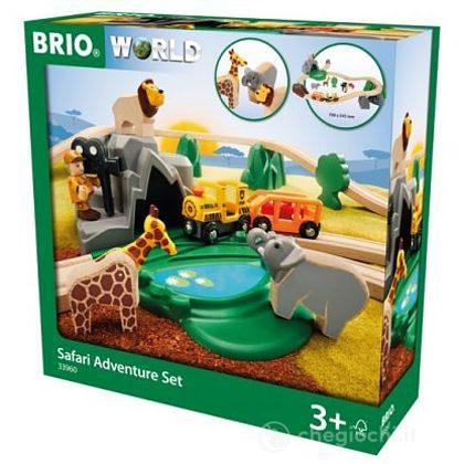 Brio Set avventure safari (33960)