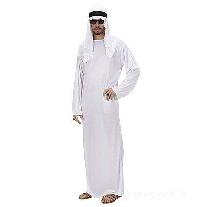 Costume Adulto Sceicco Arabo S