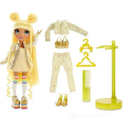 Rainbow high doll Sunny