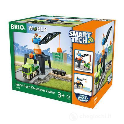 Brio Gru per container (33962)