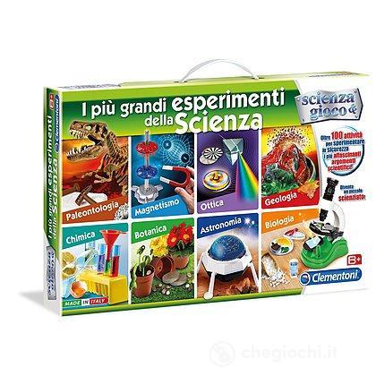 I più grandi esperimenti della scienza (13962)