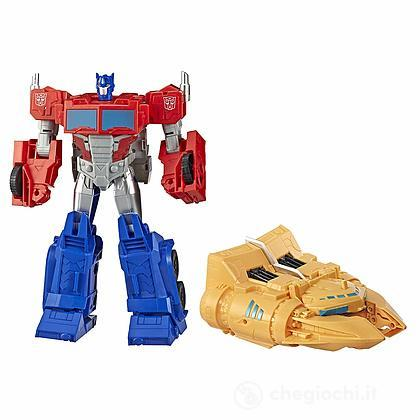Transformers Cyberverse Ark Power Optimus Prime (E4218)