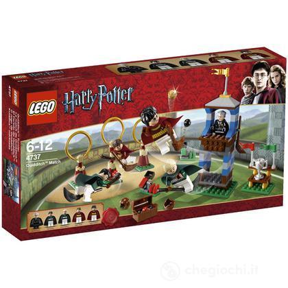 LEGO Harry Potter - La partita di Quidditch (4737)