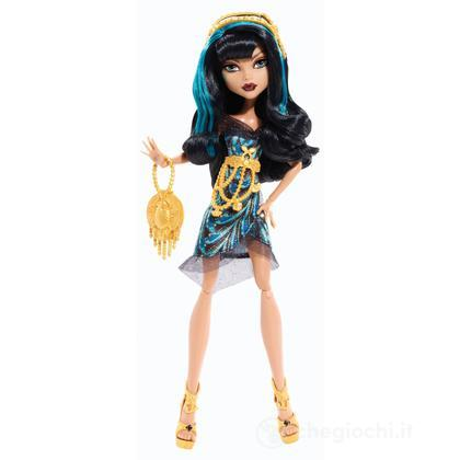 Cleo de Nile Monster High Ciak, si grida! (BDF25)