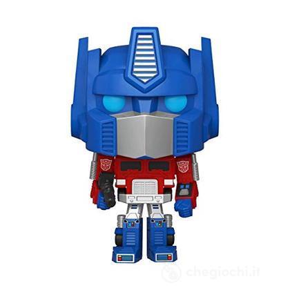 Vinyl Transformers:Optimus Prime