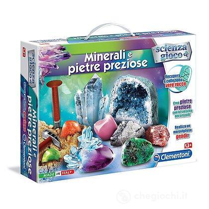 Minerali e Pietre Preziose (13965)