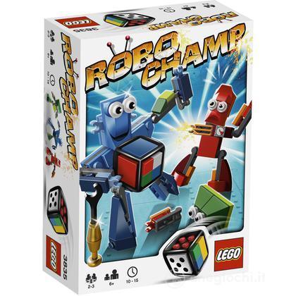 LEGO Games - Robo champ (3835)