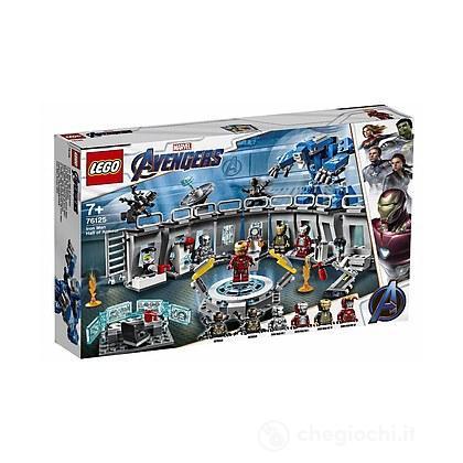 Sala delle Armature di Iron Man - Lego Super Heroes (76125)