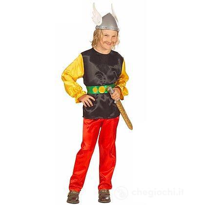 Costume Guerriero Gallo 8-10 anni